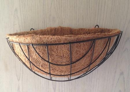 Window half basket